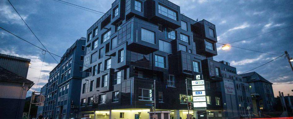 Wohnen in kleinen Apartments